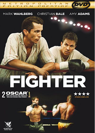 Fighter (Édition Prestige) - DVD