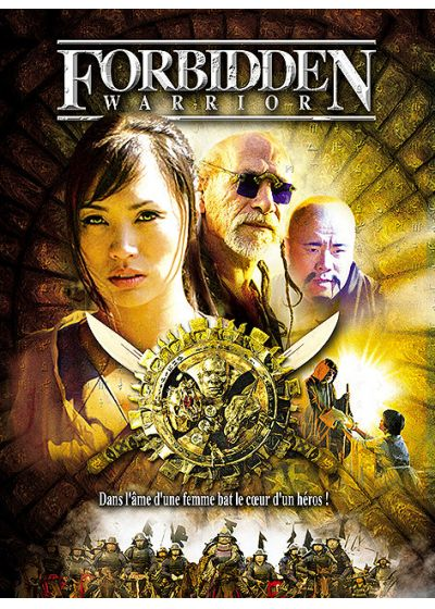 Forbidden Warriors - DVD