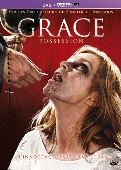 Grace : Possession (DVD + Copie digitale) - DVD
