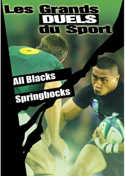 Les Grands duels du sport - Rugby - All Blacks / Springboks - DVD