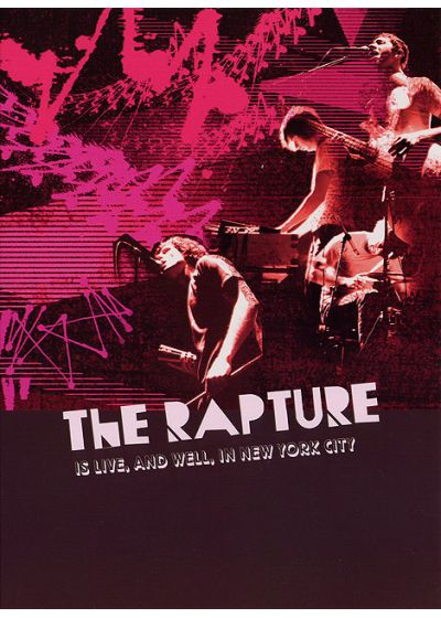 Rapture - Is Live, and Well, in New York City,The - DVD