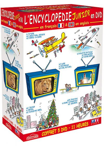 L'Encyclopédie Junior en DVD - DVD