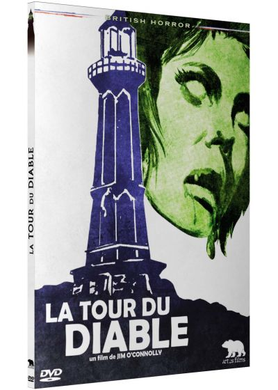 La Tour du diable - DVD