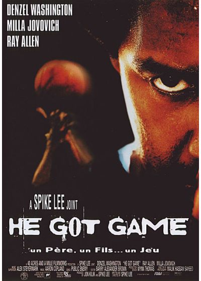 He Got Game - DVD