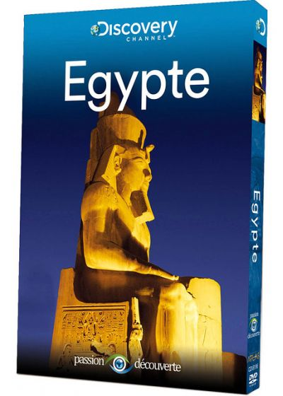Discovery Channel - Egypte - DVD