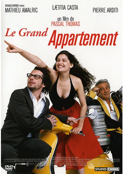 Le Grand appartement - DVD