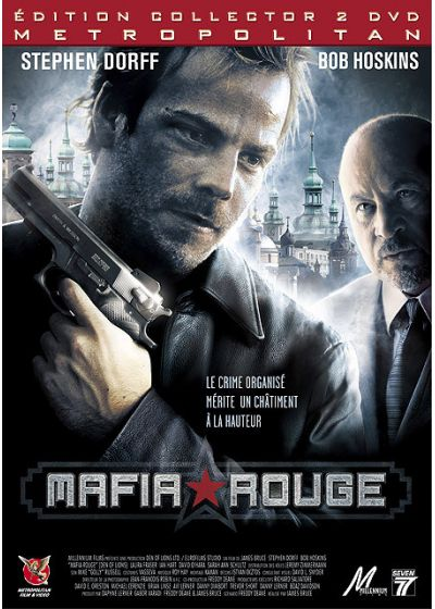 Mafia rouge (Édition Collector) - DVD