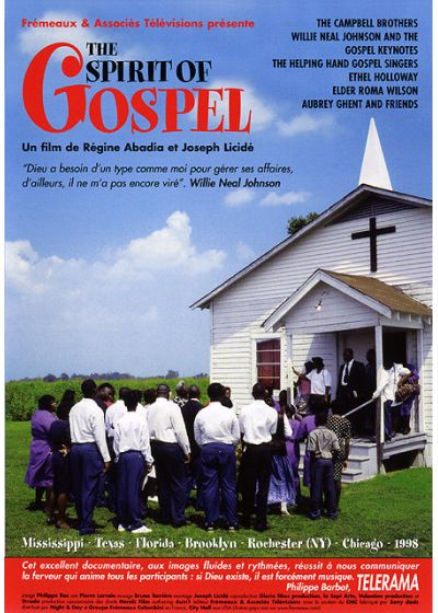 The Spirit of Gospel - DVD
