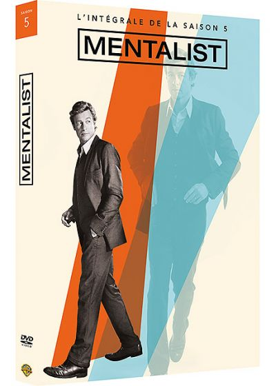 The Mentalist - Saison 5 - DVD