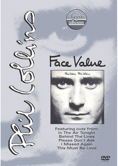 Collins, Phil - Face Value - DVD