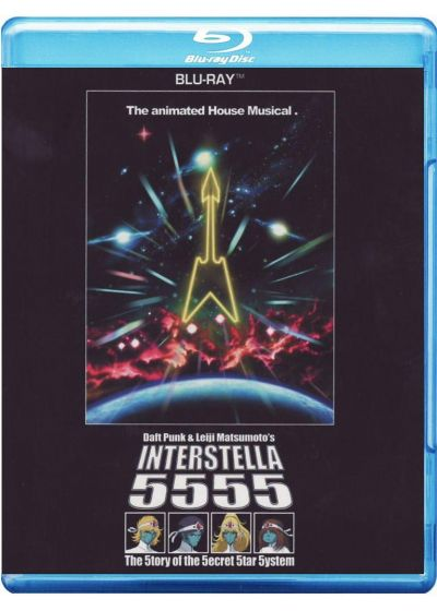 Interstella 5555 - Blu-ray