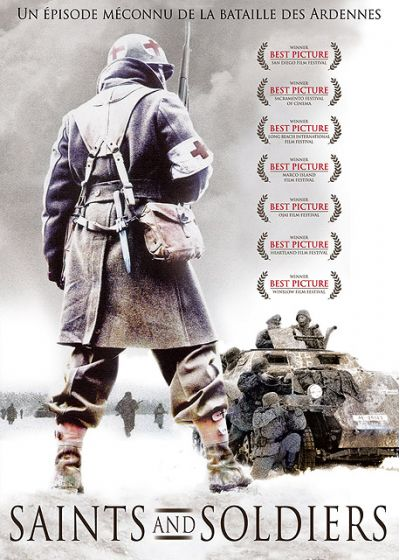 Saints and Soldiers - DVD