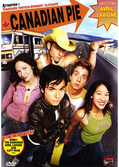 Canadian Pie - DVD