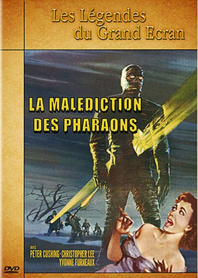 La Malédiction des pharaons - DVD