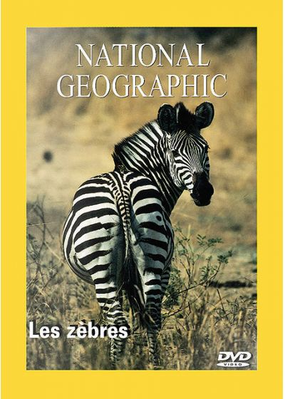 National Geographic - Les zèbres - DVD
