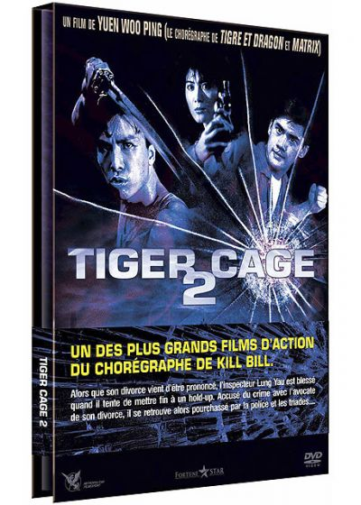 Tiger Cage 2 - DVD