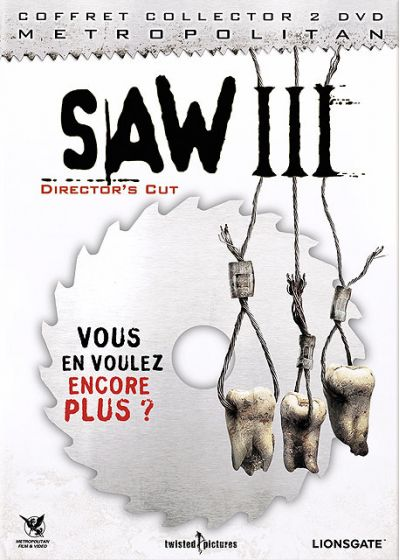 Saw III (Édition Collector) - DVD
