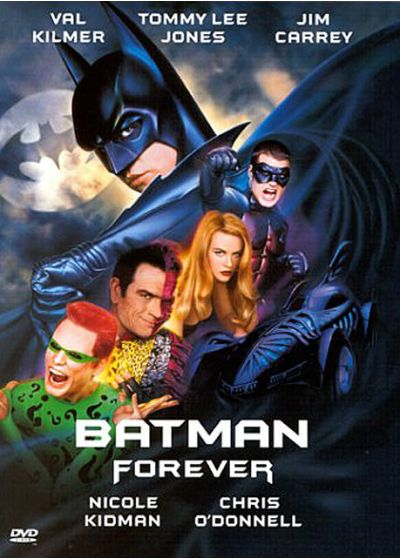 Batman Forever - DVD