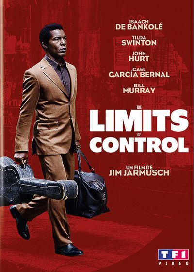 The Limits of Control - DVD