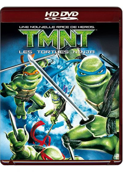 TMNT, les tortues ninja - HD DVD
