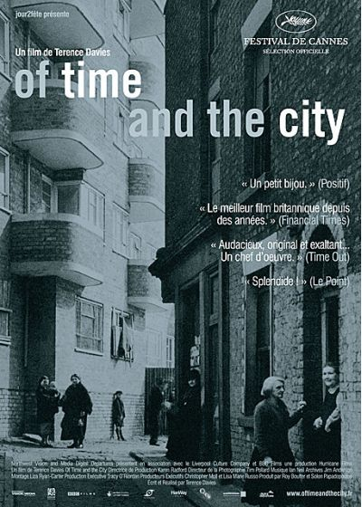 Of Time and the City - DVD