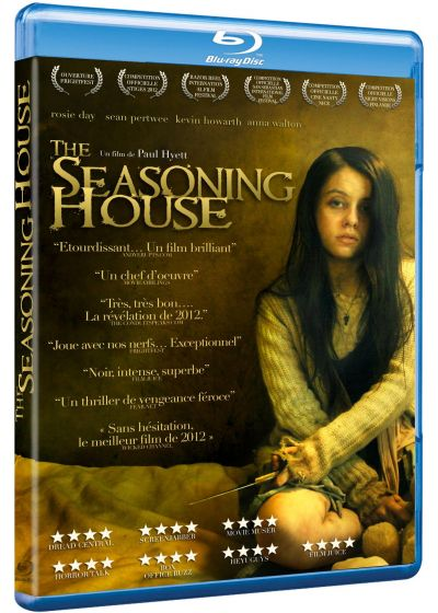 The Seasoning House - Blu-ray
