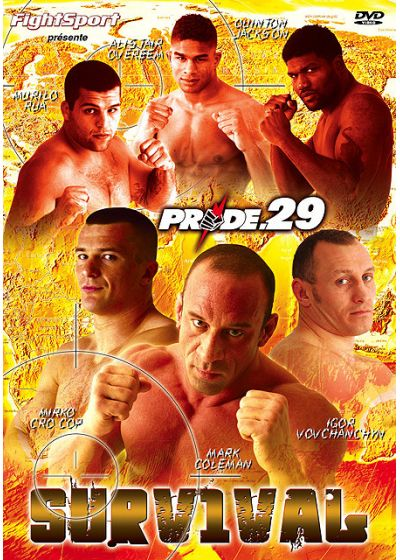 Pride - 29 Survival - DVD