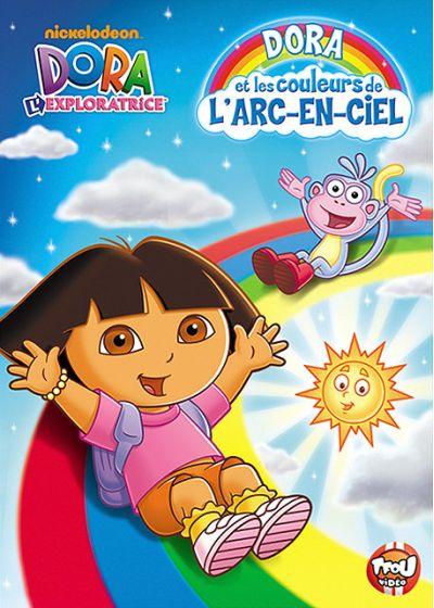 Dora et les couleurs