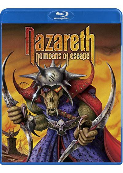 Nazareth : No Means of Escape - Blu-ray