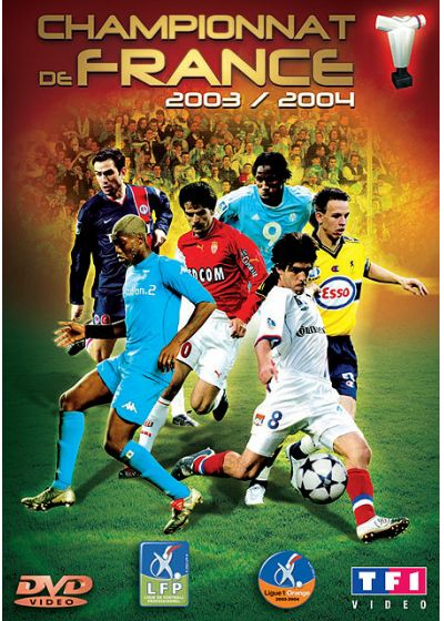 Championnat de France 2003-2004 - DVD