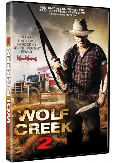 Wolf Creek 2 (DVD + Copie digitale) - DVD
