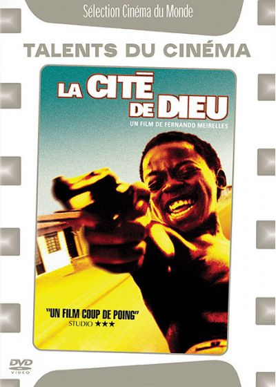 La Cité de Dieu (Édition Simple) - DVD