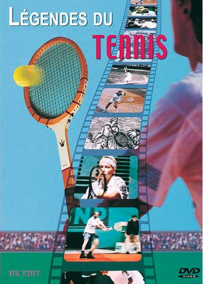 Légendes du Tennis - DVD