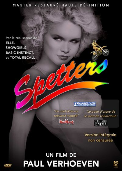 Spetters - DVD