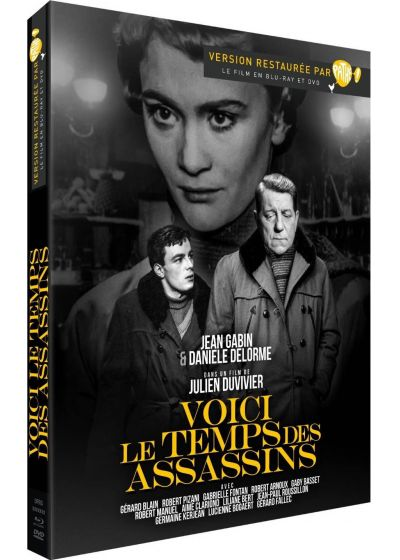 Voici le temps des assassins (Combo Collector Blu-ray + DVD) - Blu-ray