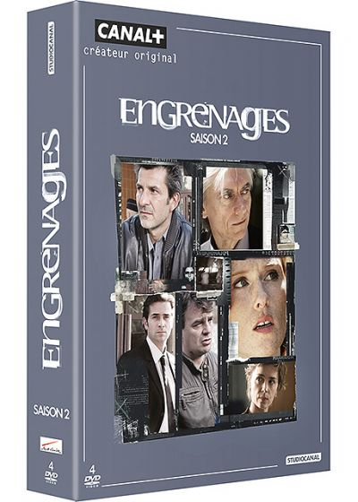 Engrenages - Saison 2 - DVD