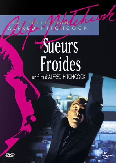 Sueurs froides - DVD