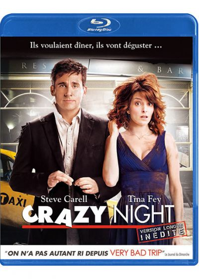 Crazy Night (Version longue inédite) - Blu-ray