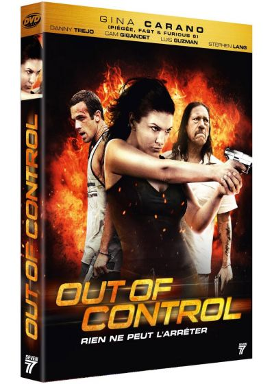 Out of Control - DVD