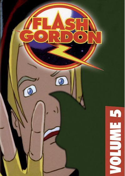 Flash Gordon - Vol. 5 - DVD