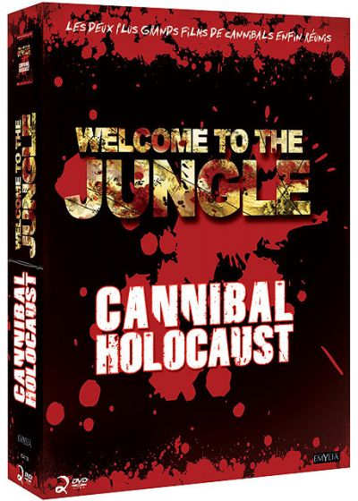 Welcome to the Jungle + Cannibal Holocaust (Pack) - DVD