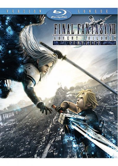 Final Fantasy VII: Advent Children (Version Longue) - Blu-ray
