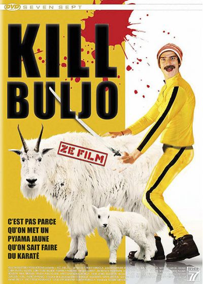 Kill Buljo, ze film - DVD