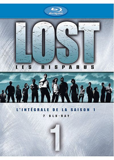 Lost, les disparus - Saison 1 - Blu-ray