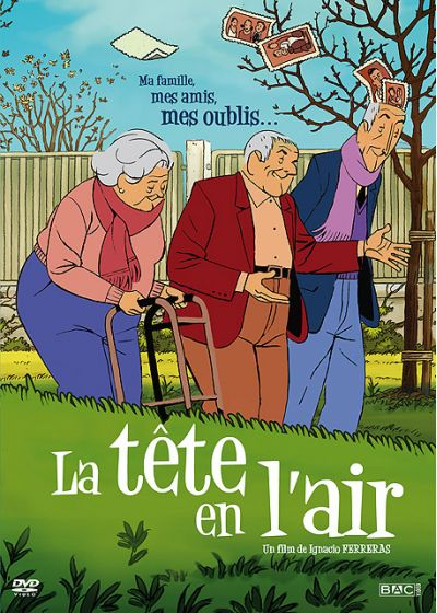 La Tête en l'air - DVD