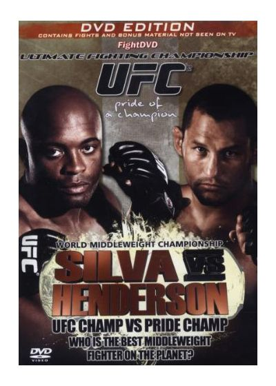 UFC 82 : Pride of a Champion - DVD