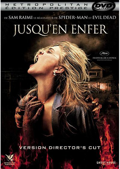 Jusqu'en enfer (Edition Prestige Director's Cut) - DVD