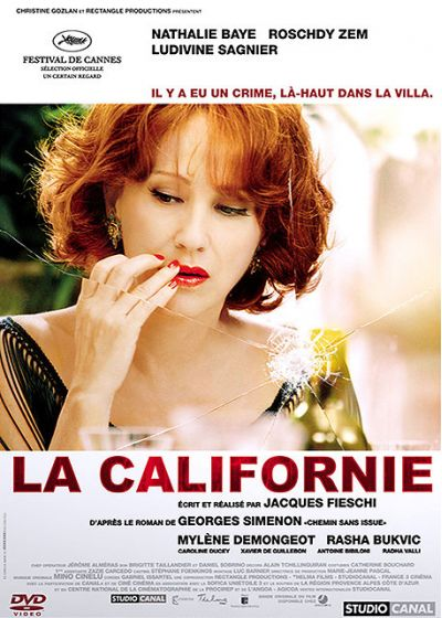 La Californie - DVD