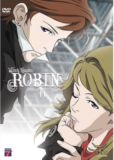 Witch Hunter Robin - Vol. 2 - DVD