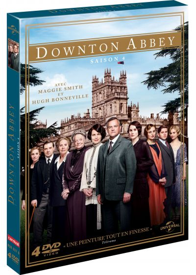 Downton Abbey - Saison 4 - DVD
